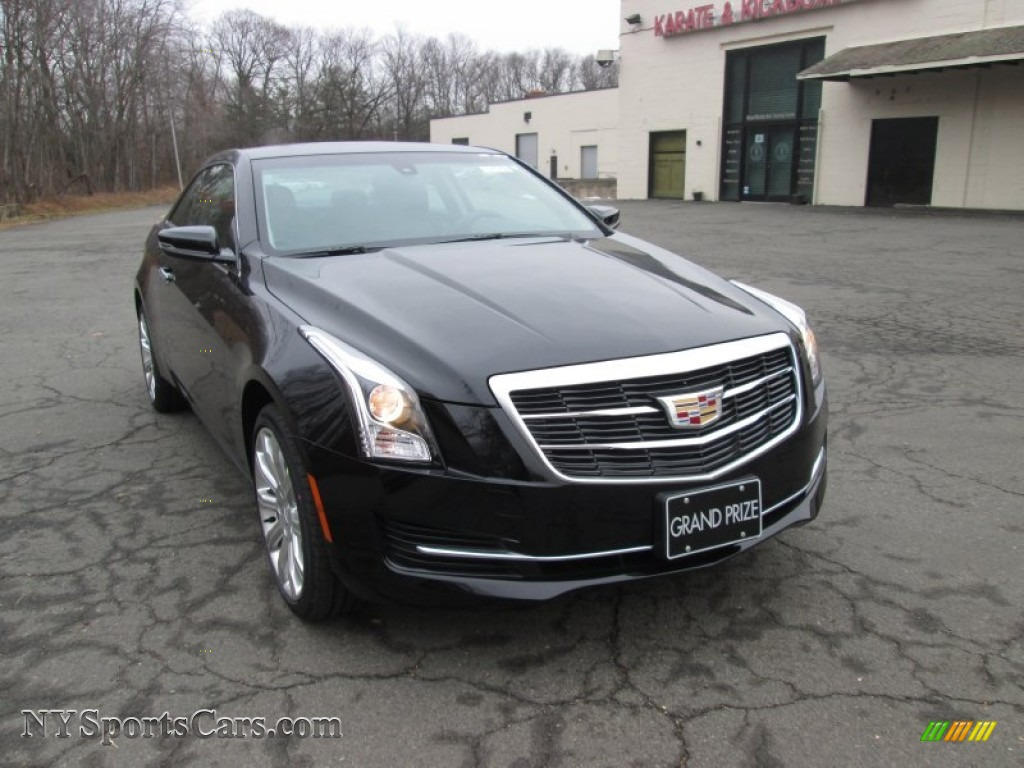 2015 cadillac ats 2 0t awd coupe in black raven 118971 cars for sale in. Black Bedroom Furniture Sets. Home Design Ideas