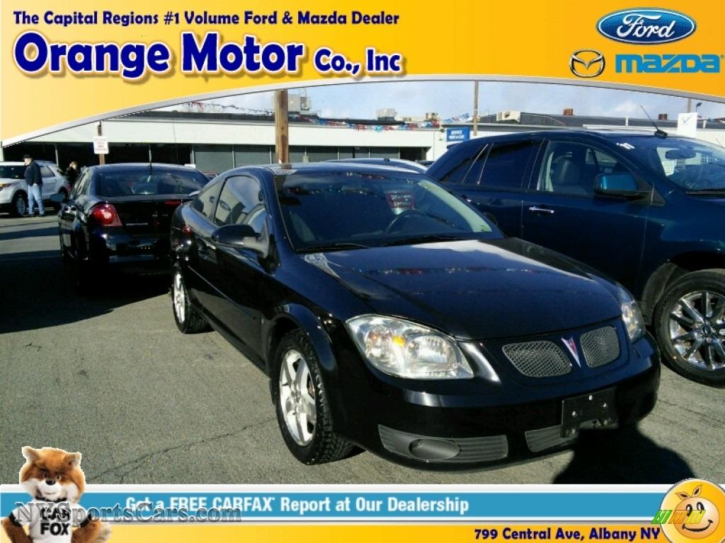 2007 Pontiac G5 In Black 373128
