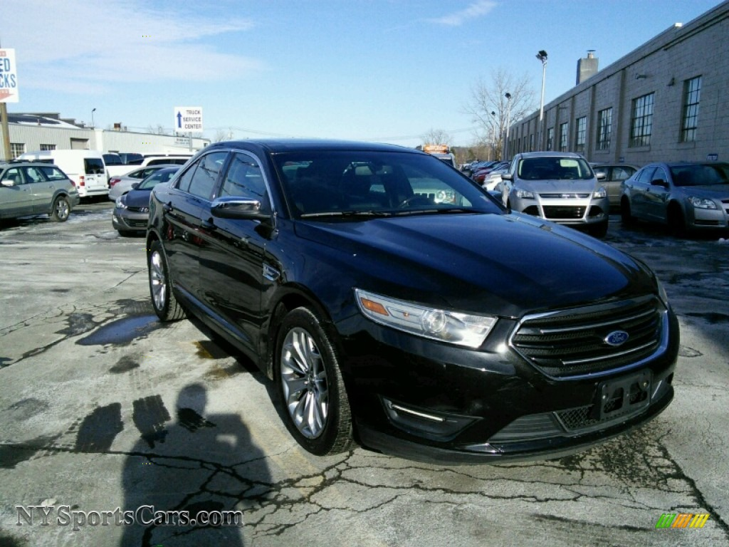 2014 ford taurus limited in tuxedo black 134930 cars for sale in new york. Black Bedroom Furniture Sets. Home Design Ideas