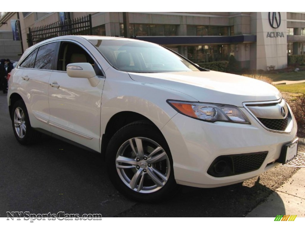2013 acura rdx awd in white diamond pearl photo 6 008728 cars for sale. Black Bedroom Furniture Sets. Home Design Ideas