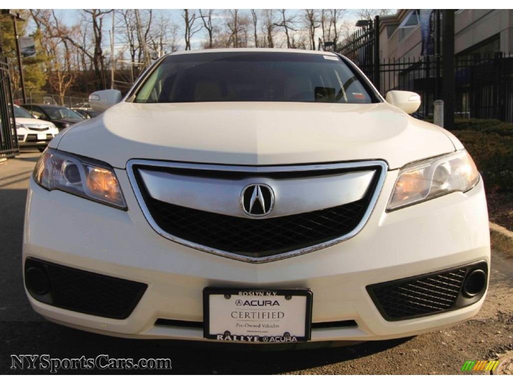 2013 acura rdx awd in white diamond pearl photo 2 008728 cars for sale. Black Bedroom Furniture Sets. Home Design Ideas