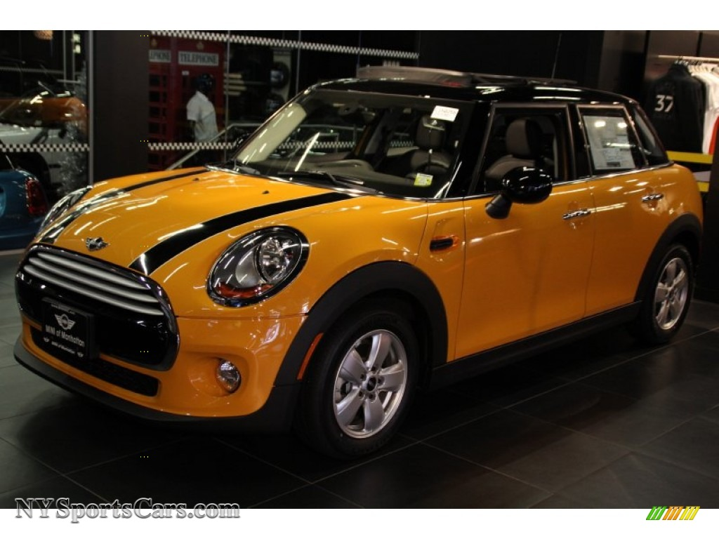 2015 mini cooper hardtop 4 door in volcanic orange photo 3 827919 cars. Black Bedroom Furniture Sets. Home Design Ideas
