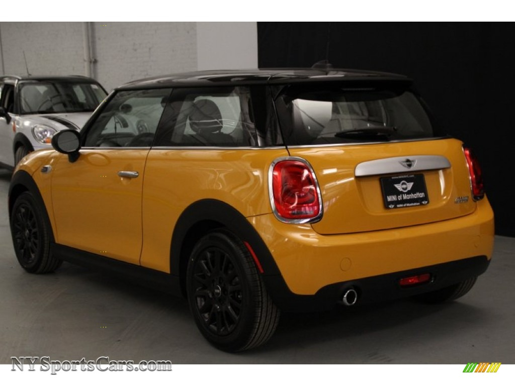 2015 mini cooper hardtop 2 door in volcanic orange photo 4 941400 cars. Black Bedroom Furniture Sets. Home Design Ideas