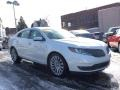 Lincoln MKS AWD White Platinum photo #3