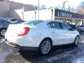 Lincoln MKS AWD White Platinum photo #4