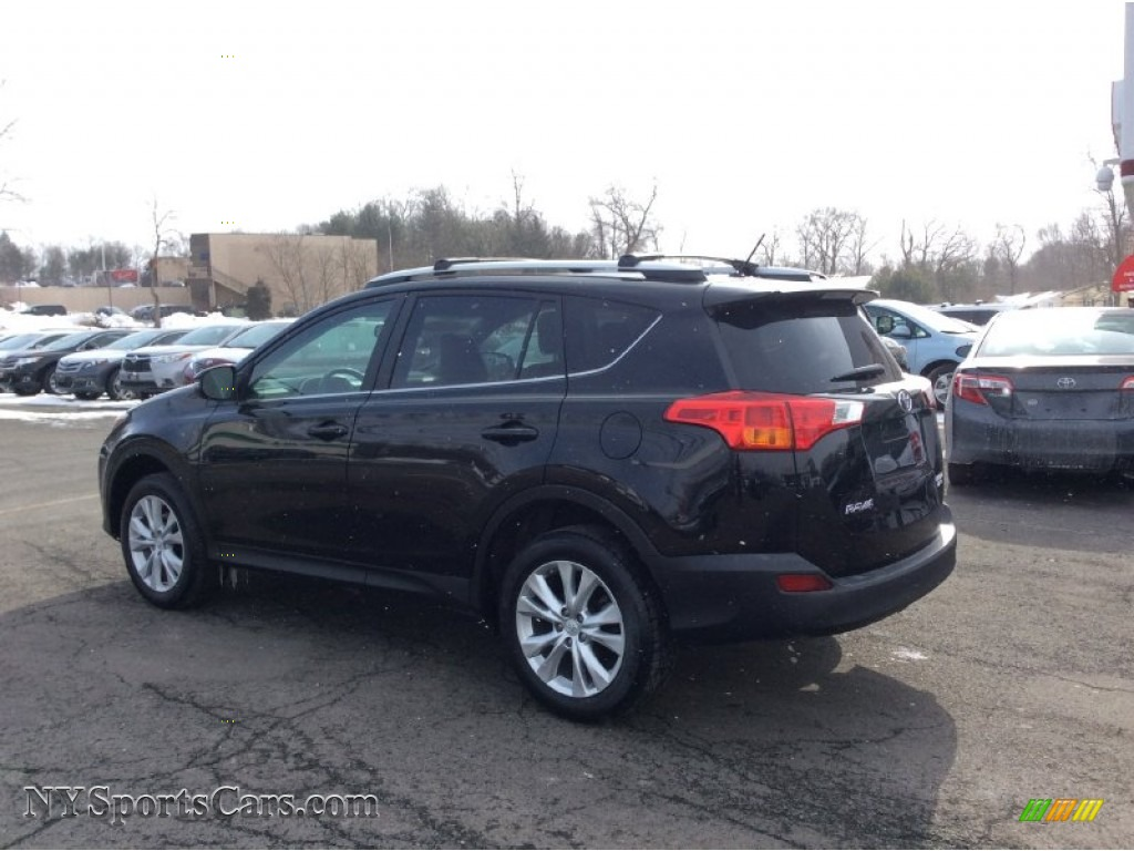 2013 toyota rav4 limited awd in black photo 6 018662 cars for sale in. Black Bedroom Furniture Sets. Home Design Ideas
