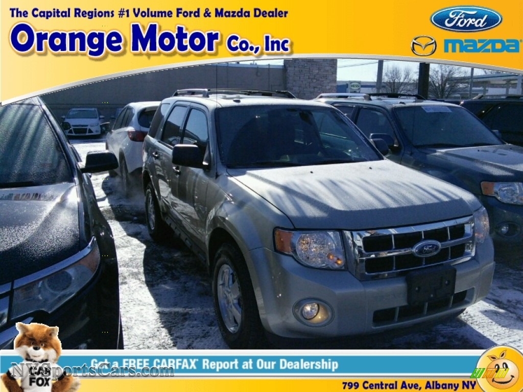 2012 ford escape xlt v6 4wd in gold leaf metallic photo for Orange motors albany new york