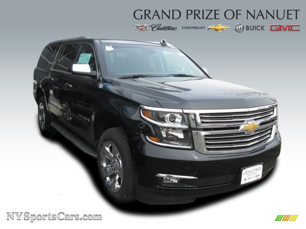 2015 chevrolet suburban ltz 4wd in black 586837. Cars Review. Best American Auto & Cars Review