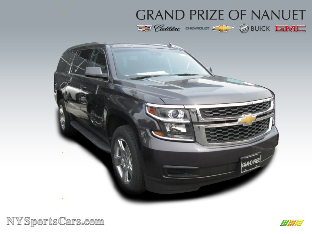 2015 chevrolet suburban lt 4wd in tungsten metallic. Cars Review. Best American Auto & Cars Review