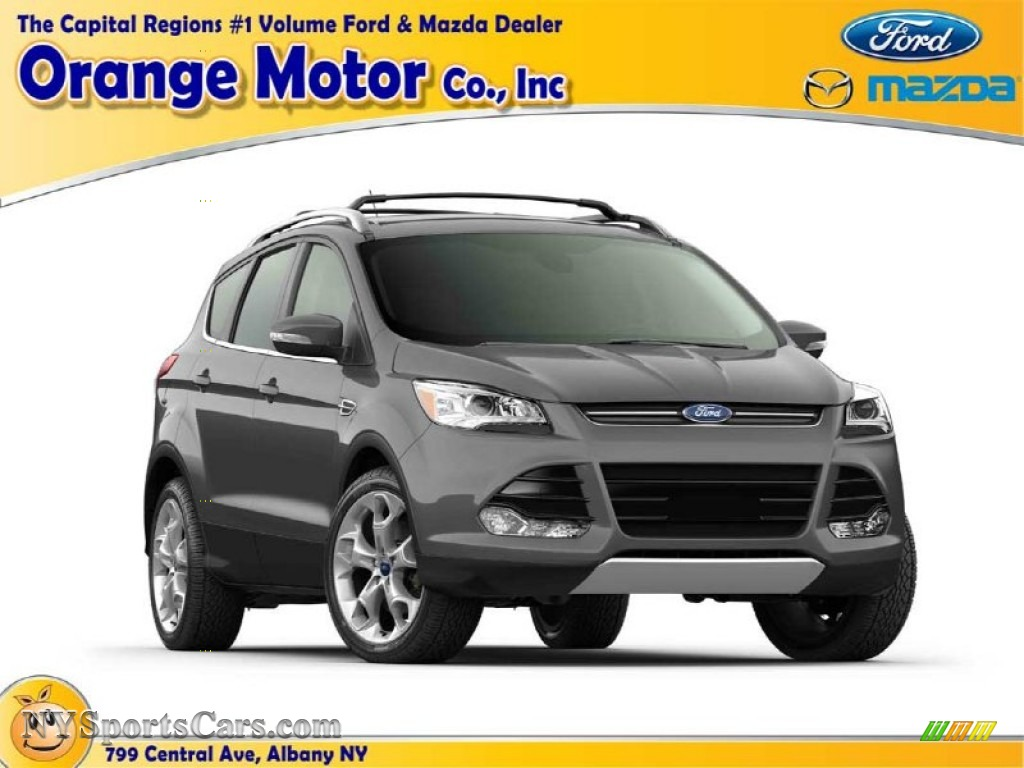 2015 ford escape se 4wd in magnetic metallic photo 17 for Orange motors albany new york