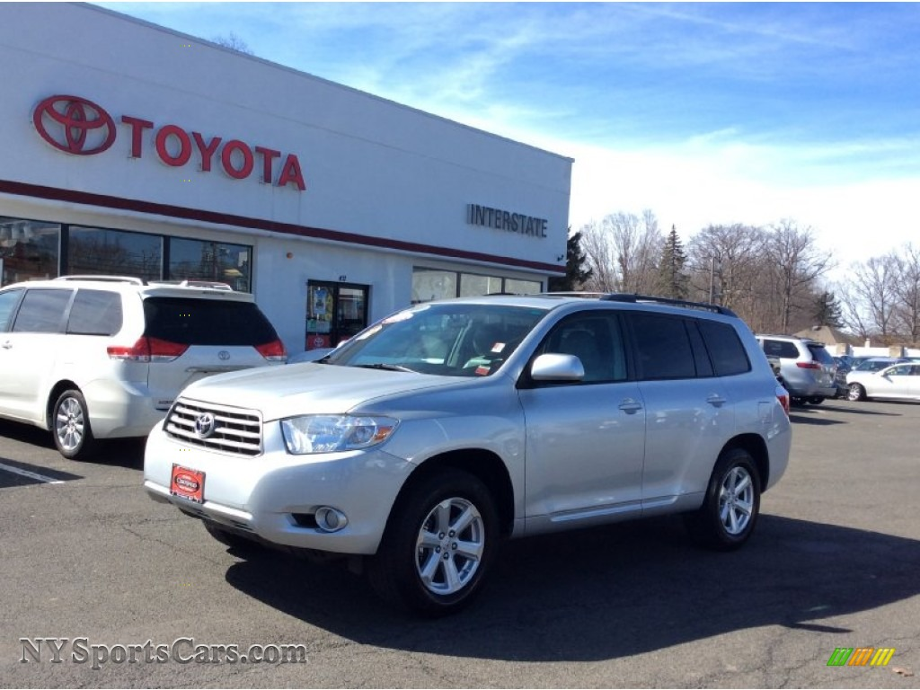 2010 toyota highlander se 4wd in classic silver metallic. Black Bedroom Furniture Sets. Home Design Ideas