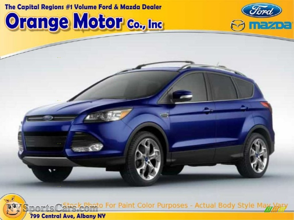 2015 ford escape se 4wd in deep impact blue metallic b54370 cars for sale. Black Bedroom Furniture Sets. Home Design Ideas