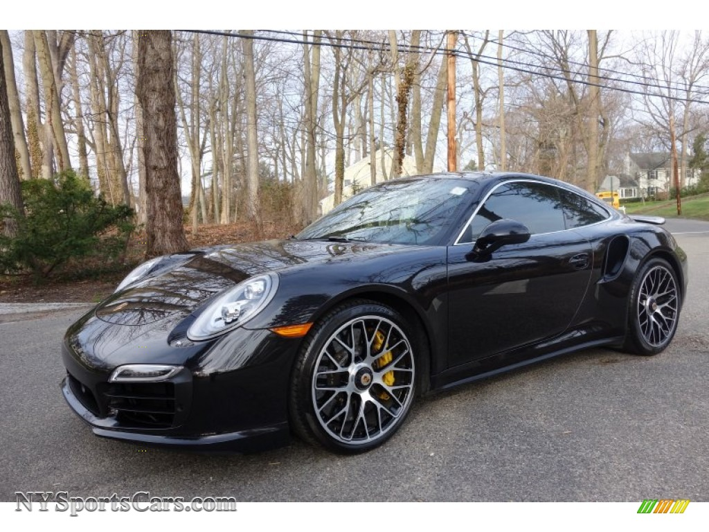 basalt black metallic carrera red natural leather porsche 911 turbo s coupe