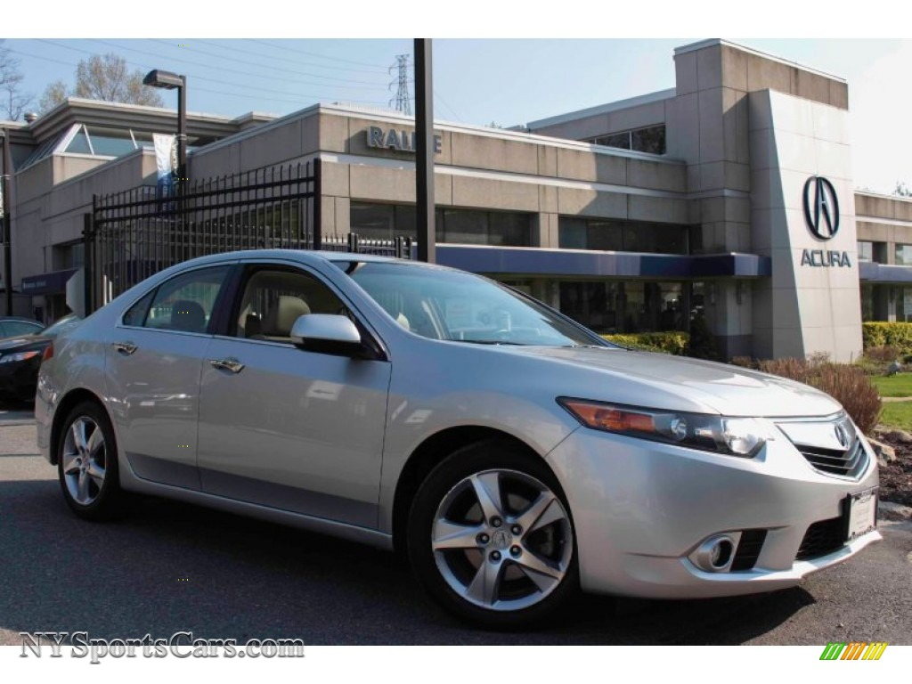 2012 acura tsx sedan in silver moon 022021 cars for sale in new york. Black Bedroom Furniture Sets. Home Design Ideas