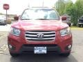Hyundai Santa Fe Limited V6 AWD Sierra Red photo #2