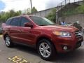 Hyundai Santa Fe Limited V6 AWD Sierra Red photo #3