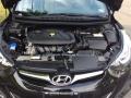 Hyundai Elantra SE Sedan Blue photo #27