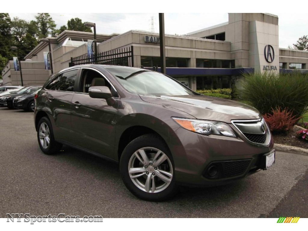 2013 acura rdx awd in amber brownstone 010546 cars for sale in new york. Black Bedroom Furniture Sets. Home Design Ideas