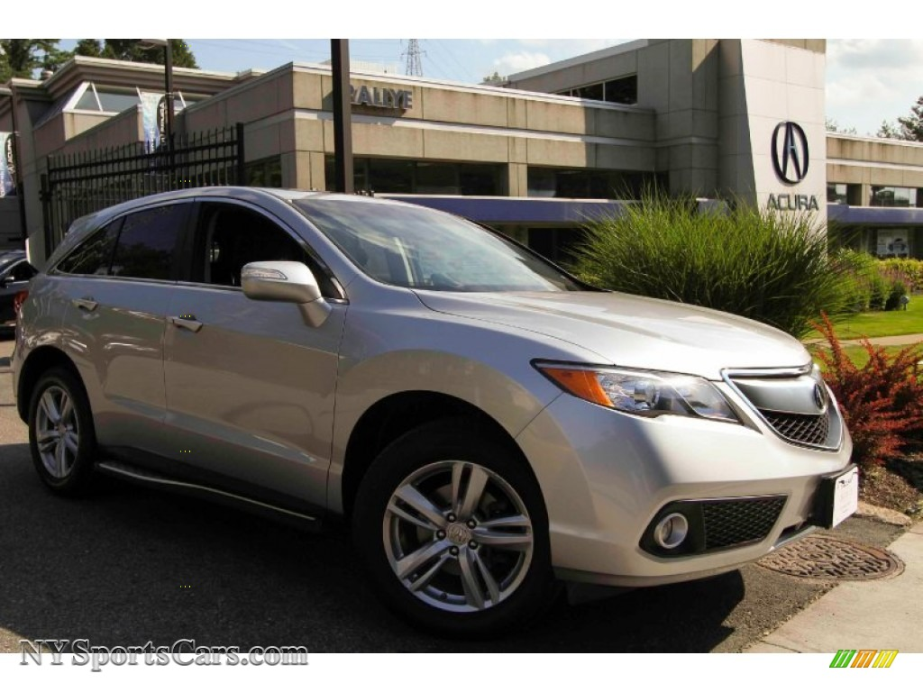 2013 acura rdx technology awd in silver moon 004071 cars for sale in new york. Black Bedroom Furniture Sets. Home Design Ideas