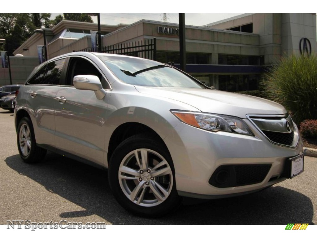 2015 acura rdx in silver moon 011864 cars for sale in new york. Black Bedroom Furniture Sets. Home Design Ideas