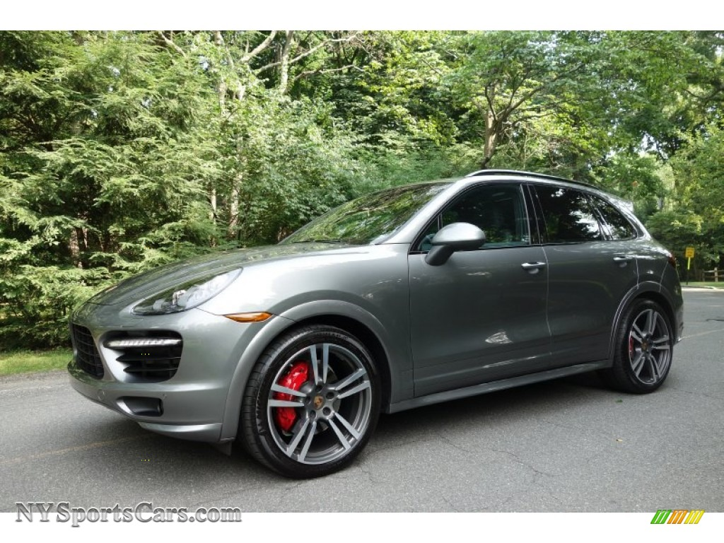2014 Porsche Cayenne Gts In Meteor Grey Metallic A75069 Nysportscars Com Cars For Sale In New York