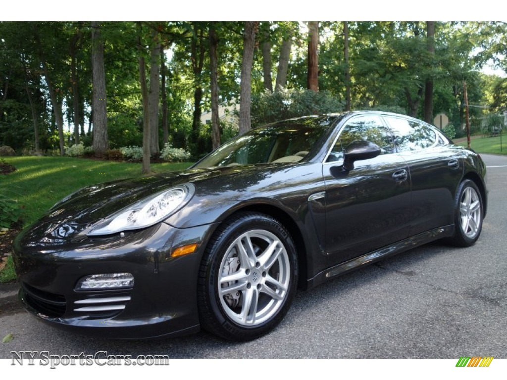 2012 porsche panamera 4s in carbon grey metallic 062099 cars for sale in. Black Bedroom Furniture Sets. Home Design Ideas