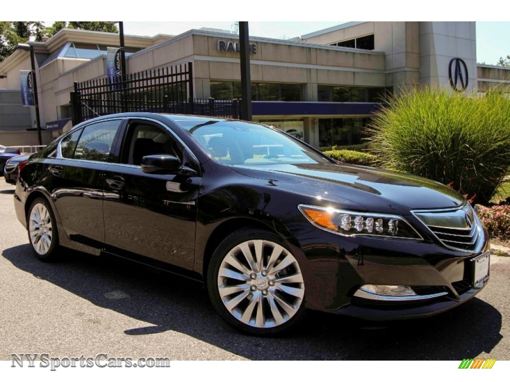 2014 acura rlx technology package in crystal black pearl 002102 cars for. Black Bedroom Furniture Sets. Home Design Ideas