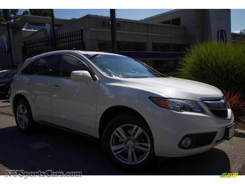 2013 acura rdx technology awd in white diamond pearl 007227 cars for sale. Black Bedroom Furniture Sets. Home Design Ideas