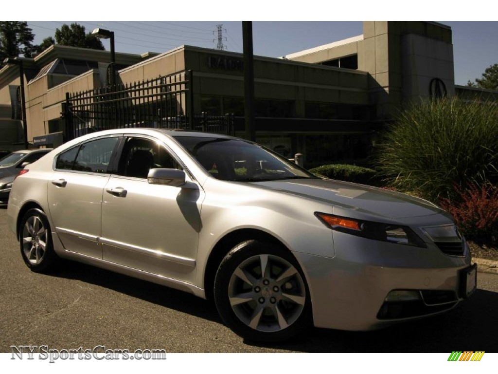 2013 acura tl technology in silver moon 003141 cars for sale in new york. Black Bedroom Furniture Sets. Home Design Ideas