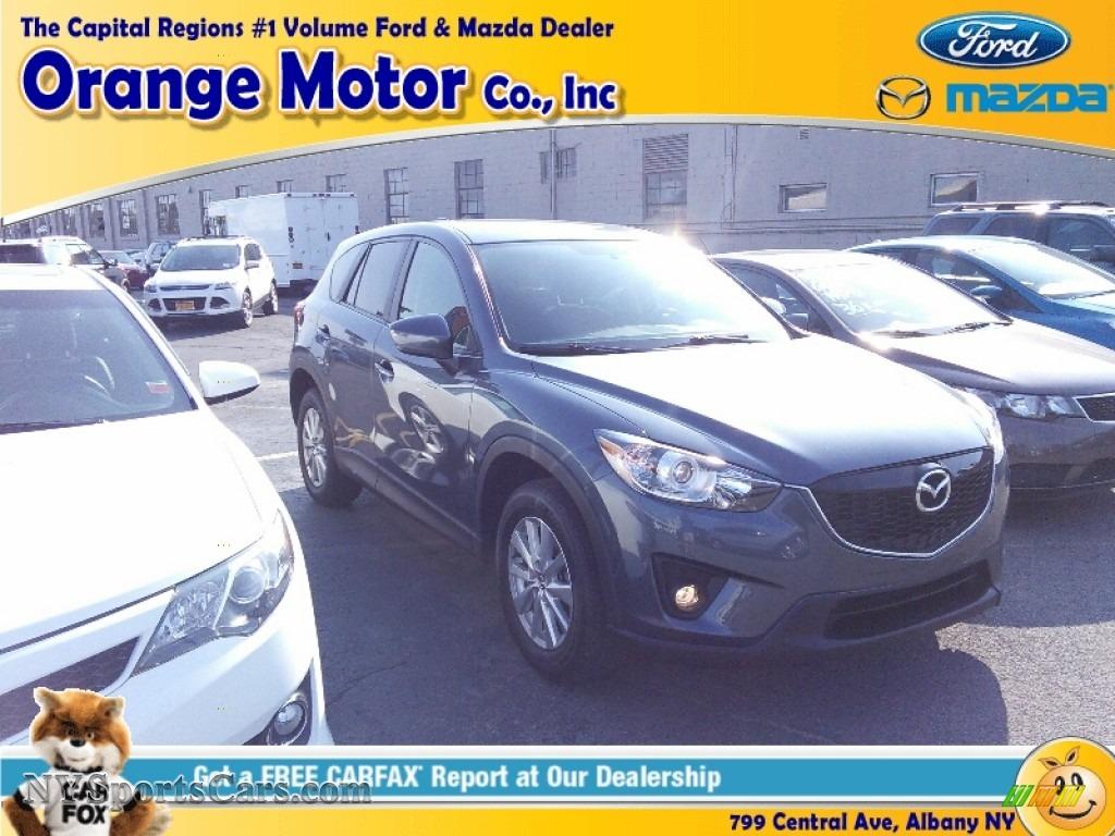 2013 Mazda Cx 5 Touring Awd In Metropolitan Gray Mica