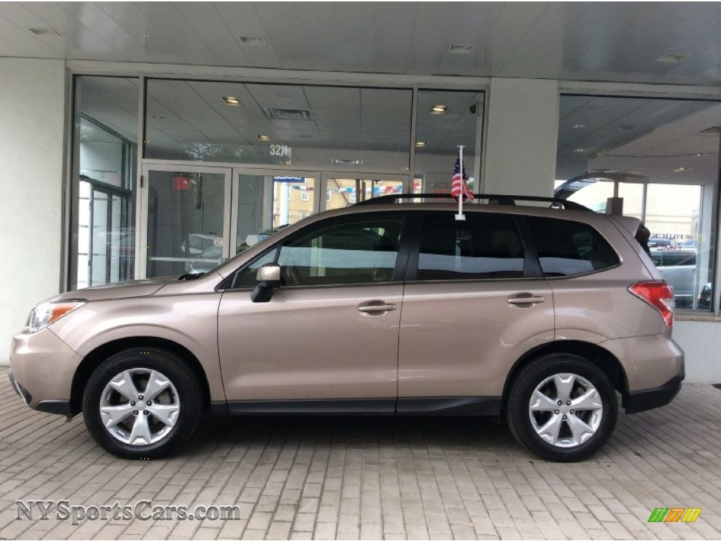 2015 subaru forester 2.5i limited in burnished bronze metallic