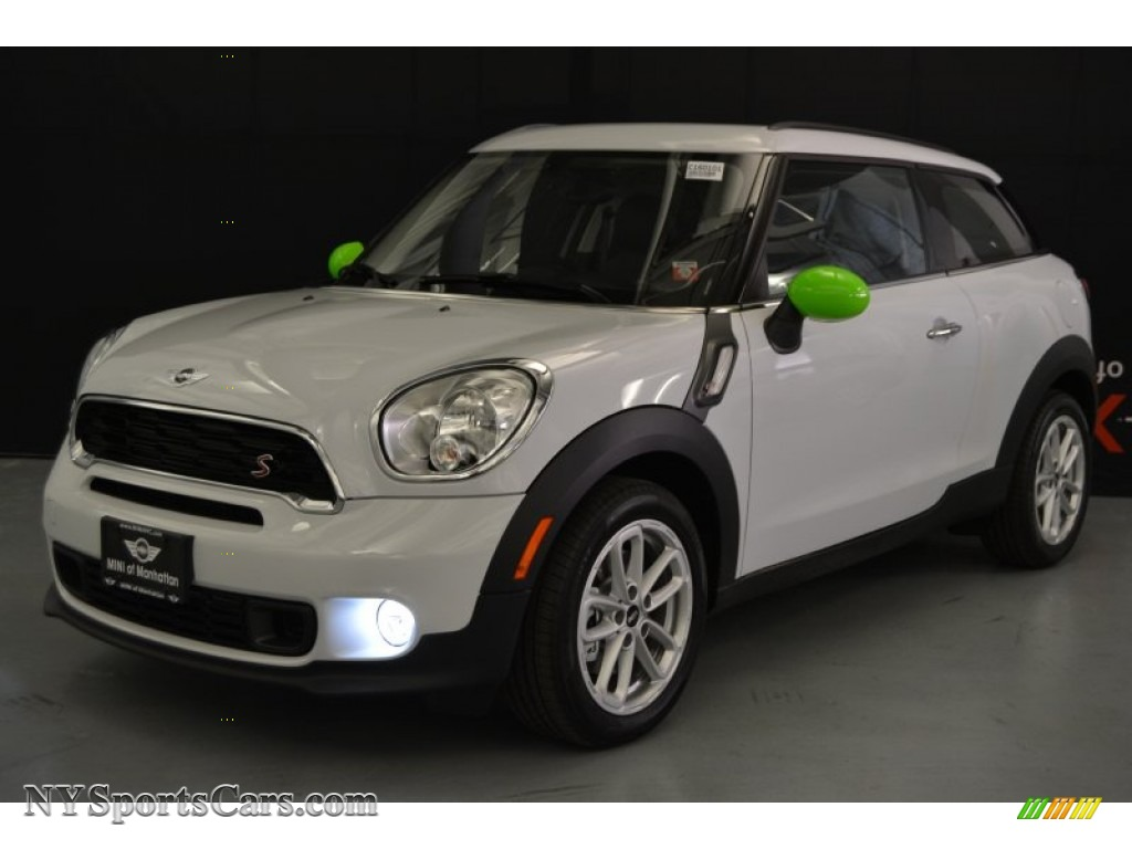 2016 mini paceman cooper s in light white t84686 cars for sale in new york. Black Bedroom Furniture Sets. Home Design Ideas