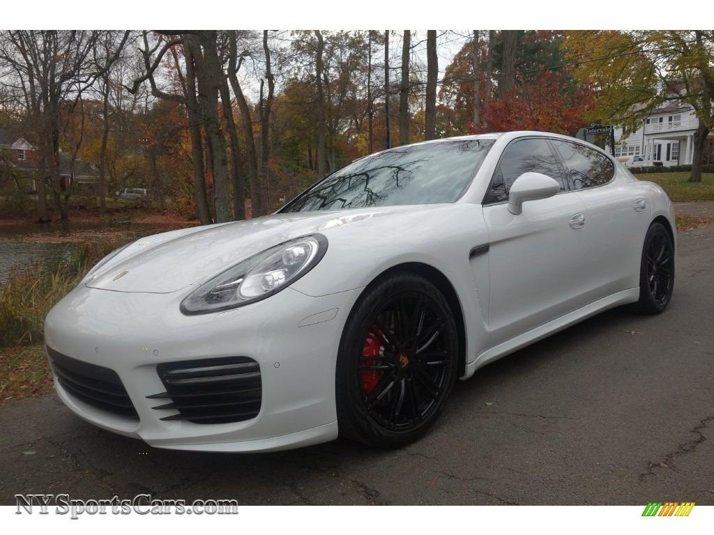 white black porsche panamera gts - Porsche Panamera Black And White