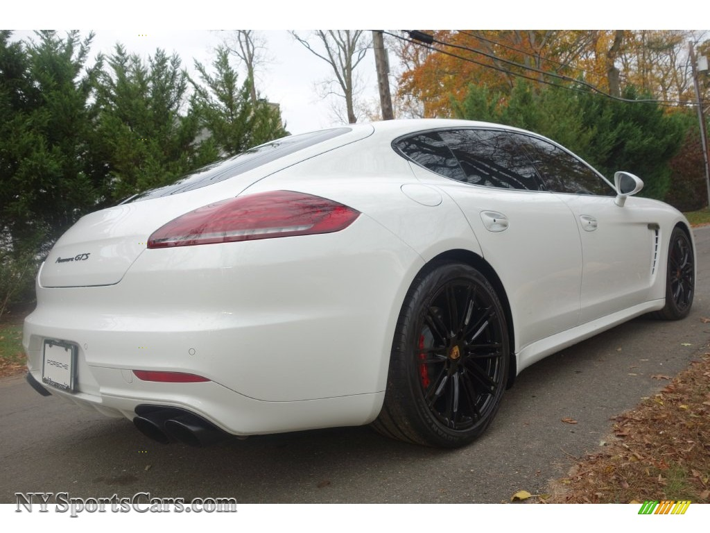 2015 Porsche Panamera Gts In White Photo 6 080744 Nysportscars Com Cars For Sale In New York