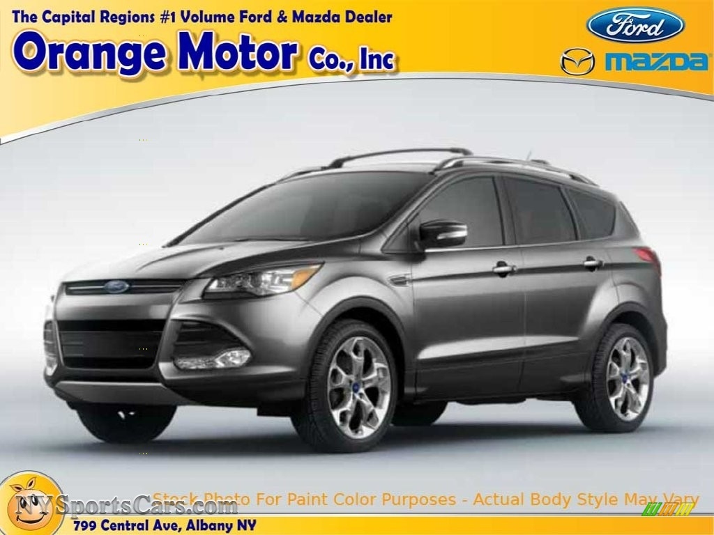 Deleted Listing 2016 Ford Escape S In Magnetic Metallic