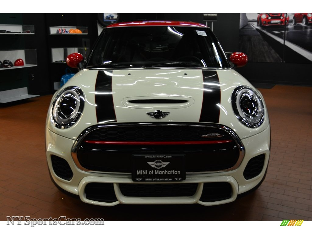 2016 Mini Hardtop John Cooper Works 2 Door In Pepper White