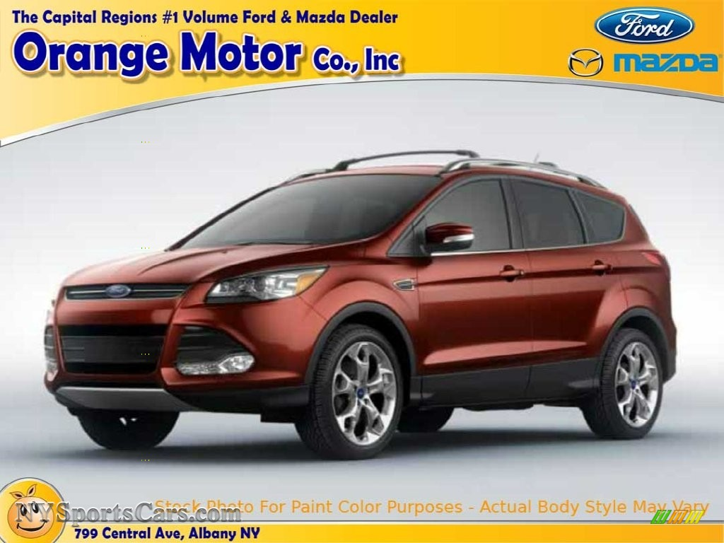 Deleted Listing 2016 Ford Escape Se 4wd In Sunset Metallic