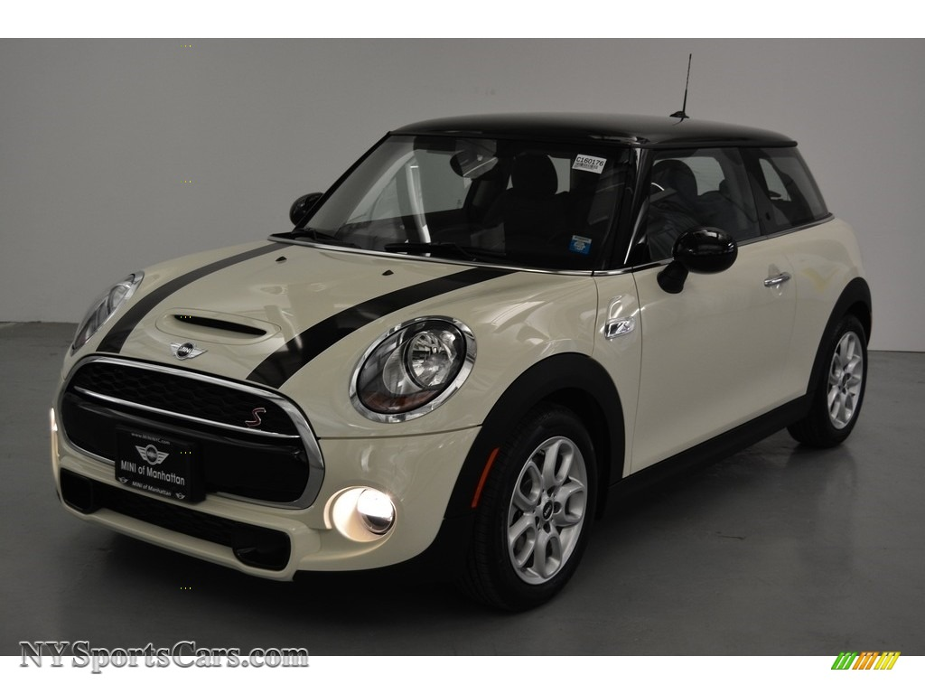 2016 Mini Hardtop Cooper S 2 Door In Pepper White Photo 4