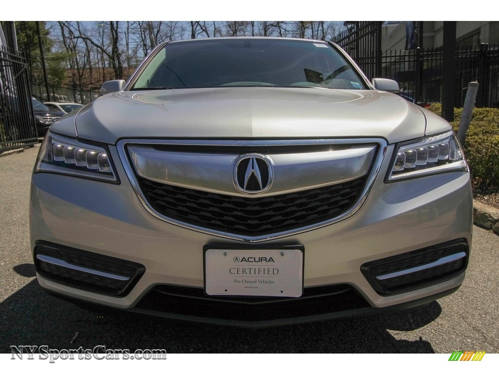 2014 acura mdx sh awd in silver moon photo 2 015426 cars for sale in new. Black Bedroom Furniture Sets. Home Design Ideas