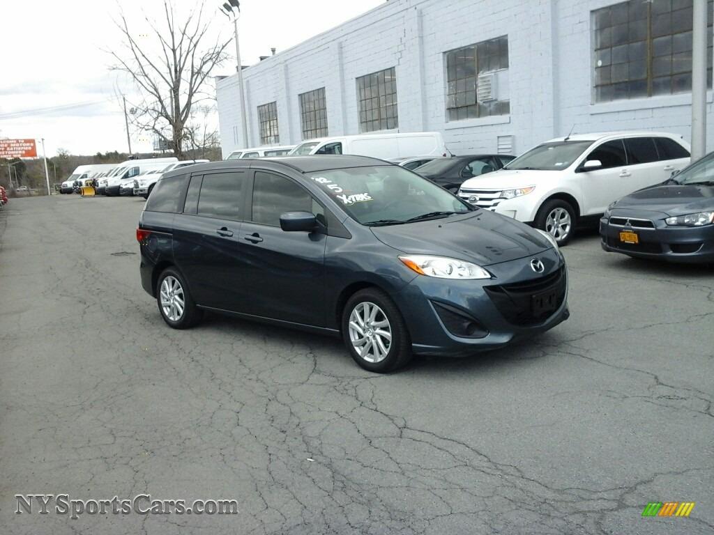 2012 mazda mazda5 sport in metropolitan gray metallic 126675 cars for. Black Bedroom Furniture Sets. Home Design Ideas