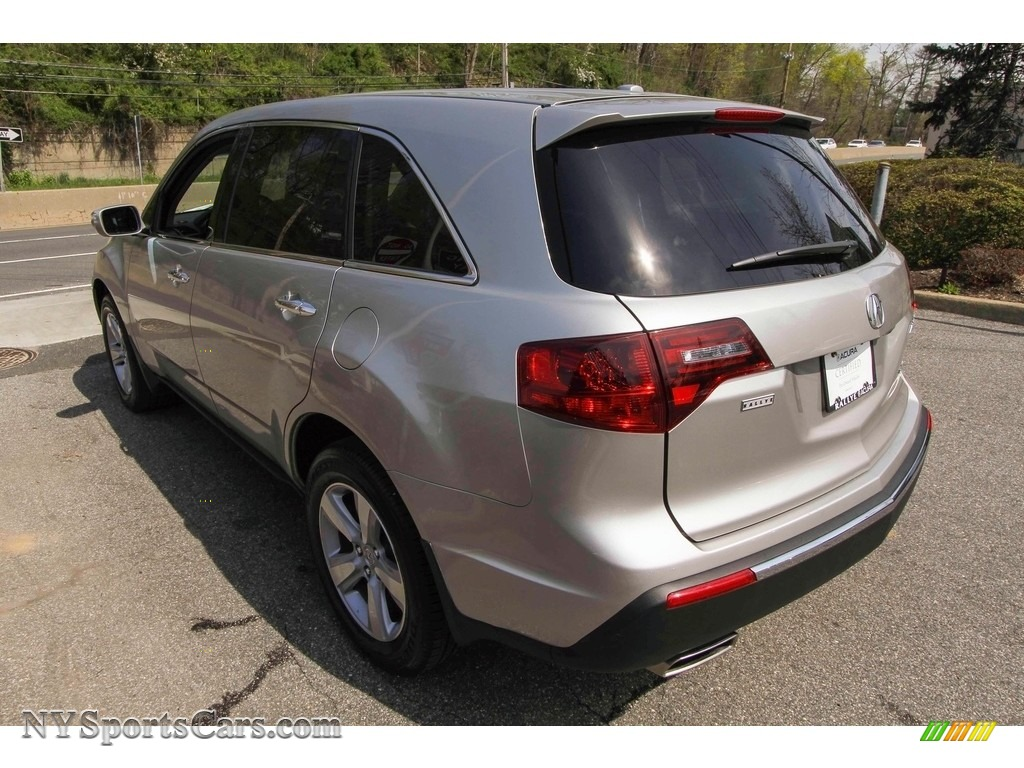 2013 acura mdx sh awd technology in palladium metallic. Black Bedroom Furniture Sets. Home Design Ideas