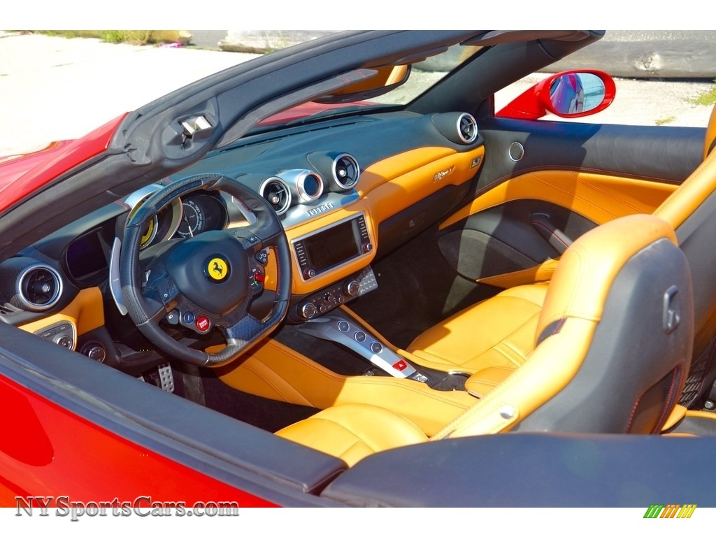2015 California T - Rosso Scuderia / Cuoio photo #42