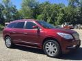 Buick Enclave Leather AWD Crimson Red Tintcoat photo #3