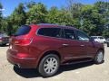 Buick Enclave Leather AWD Crimson Red Tintcoat photo #4
