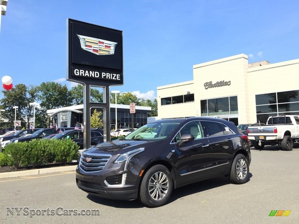 2017 Cadillac Xt5 Luxury Awd In Dark Granite Metallic 121280 Cars For