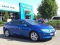 Chevrolet Volt Premier Kinetic Blue Metallic photo #3