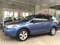 Subaru Forester 2.5i Quartz Blue Pearl photo #1