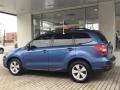 Subaru Forester 2.5i Quartz Blue Pearl photo #4