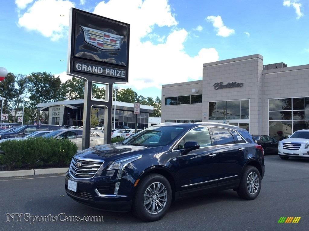2017 Cadillac Xt5 Premium Luxury >> 2017 Cadillac XT5 Luxury AWD in Dark Adriatic Blue ...