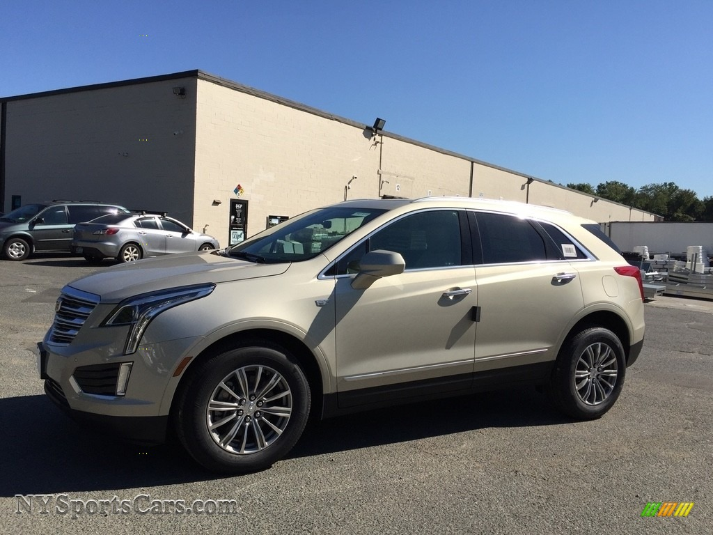 2017 cadillac xt5 luxury awd in silver coast metallic. Black Bedroom Furniture Sets. Home Design Ideas